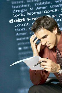 20090709-foreclosuredebt-clipartcom